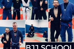 Club members with RMNU at the Kristian Woodmansee Seminar February 2018