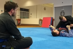 Eddie Teaching - February 2018
