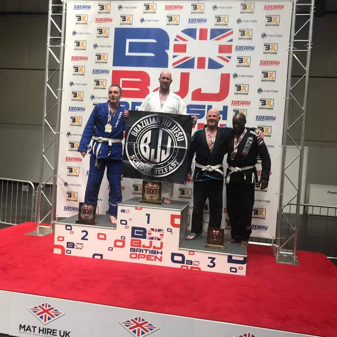 BJJ School Belfast - New British Champions and Medal 2019 (4)
