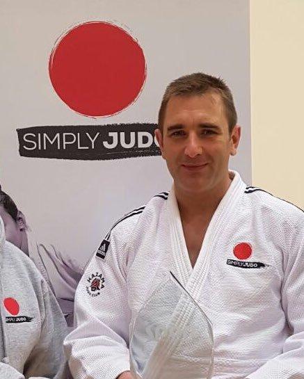 Mark Montgomery judo for bjj